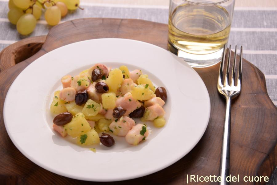 Polpo patate olive