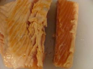 Salmone orto
