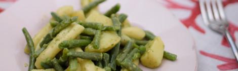 Pasta-pesto-patate-fagiolini