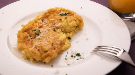 Omelette all'americana