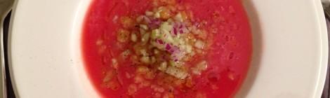 Panzanella in versione gazpacho_Ricette