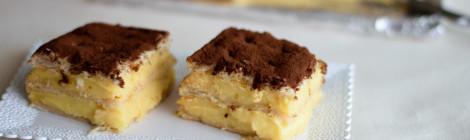 "The ""millefoglie"" cake, by grandmother Gabry"