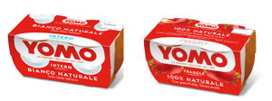 yomo yogurt intero fragola naturale